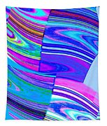 Abstract Fusion 44 Tapestry