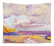 An Incoming Storm Tapestry