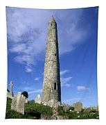 Ardmore Round Tower, Ardmore, Co Tapestry