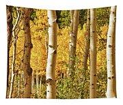 Aspen Gold Tapestry