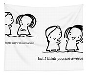 Awesomer Tapestry
