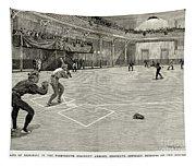 Baseball: Brooklyn, 1890 Tapestry