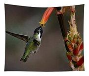 Black-chinned Hummingbird  Tapestry