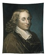 Blaise Pascal (1623-1662) Tapestry