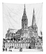 Chartres Cathedral Tapestry