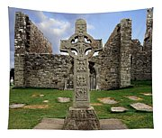 Clonmacnoise, Co. Offaly, Ireland Tapestry