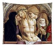 Crivelli: Pieta Tapestry