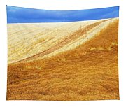 Crops, Oil Seed Rape Tapestry