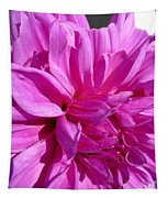 Dahlia Named Lilac Time Tapestry
