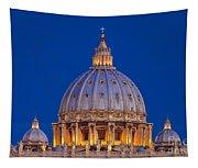 Dome San Pietro Tapestry