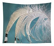 Droopy Feather Tapestry