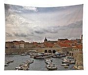 Dubrovnik View 5 Tapestry