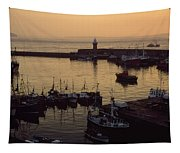 Dunmore East, Co Waterford, Ireland Tapestry