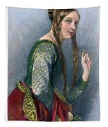 Eleanor Of Aquitaine Tapestry