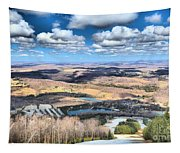 Endless Mountains Tapestry