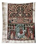 Entry Into Jerusalem Tapestry