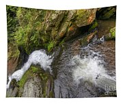 Fall Of Water Tapestry