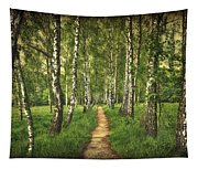 Find Your Way Back Home Tapestry