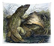 Florida Alligators Tapestry
