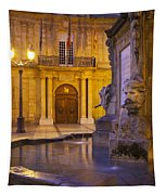 Fountain Aix-en-provence Tapestry