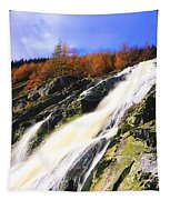 Glenmacnass Waterfall, Co Wicklow Tapestry