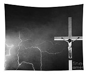 Good Friday - Crucifixion Of Jesus Bw Tapestry