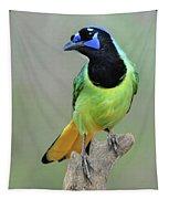 Green Jay  Tapestry
