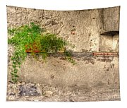 Green Plant Tapestry