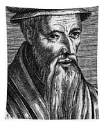 Guillaume Farel (1489-1565) Tapestry