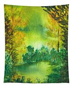 Hidden Pond Tapestry