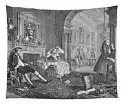 Hogarth: Marriage Tapestry