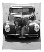 Hot Rod  Front  Tapestry