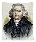 Isaac Backus (1724-1806) Tapestry