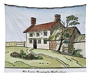 Isaac Newton Birthplace Tapestry