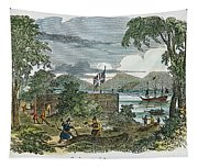 Jamestown Tapestry