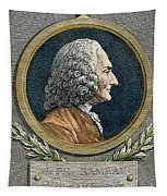 Jean Philippe Rameau Tapestry