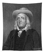 Jeremy Bentham (1748-1832) Tapestry