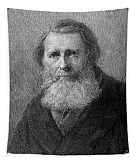 John Ruskin (1819-1900) Tapestry