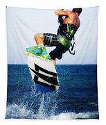 Kitesurfer Tapestry