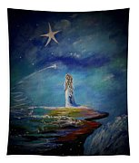Little Wishes By The Sea Tapestry