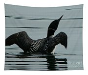 Loon Tapestry