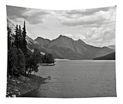 Maligne Lake Tapestry