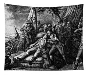 Marquis De Montcalm Tapestry
