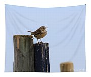 Meadow Pipit Tapestry