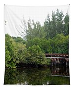 North Fork River Tapestry