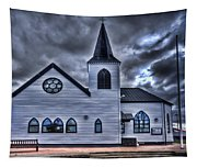 Norwegian Church Cardiff Bay Tapestry