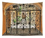 Old Gate Tapestry