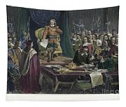 Oliver Cromwell Tapestry