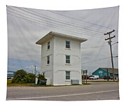 Operation Bumblebee Control Tower Tapestry