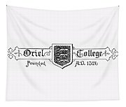 Oxford: Coat Of Arms Tapestry